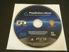 Playstation Move Game Demo Disc Volume 2 (PS3, Blu-Ray) - Disc Only!!!