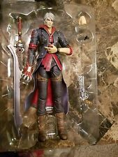 Devil May Cry 4 Play Arts Kai Nero Square Enix - 100% Complete - DMC - Figure