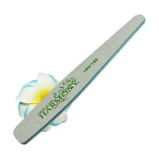 10 Pieces Harmony Gelish Eco Board Nail File 180/180