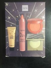 Tarte 5 Pc Kit Radiant & Rested Universal Complexion & Color Collection BNIB