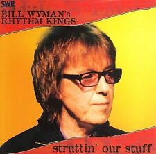 BILL WYMAN'S RHYTHM KINGS - Struttin' our Stuff (SUPER AUDIO SACD 2004)BRAND NEW