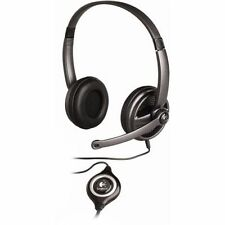 Logitech Clearchat Premium 350 Wired USB Headset (RT5-980374-0403-UA)