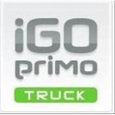 Mappa Phonocar NV956 - Mappa di navigazione iGo Primo EUROPA Truck (VM075 VM076