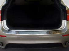 2009-2013 BMW X6 E71 - Stainless Steel Rear Bumper Protector
