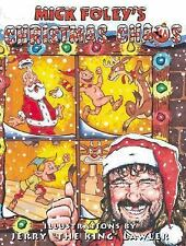 Mick Foley's Christmas Chaos-ExLibrary