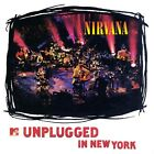 Nirvana MTV UNPLUGGED: NEW YORK 180g Remastered +MP3s Back To Black NEW VINYL LP