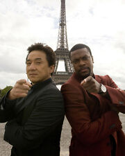 Rush Hour 3 [Cast] (33850) 8x10 Photo