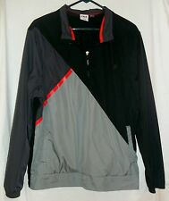 FILA SPORT GOLF JACKET MEN'S SIZE LARGE