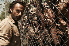 Poster A3 The Walking Dead Rick Grimes 03