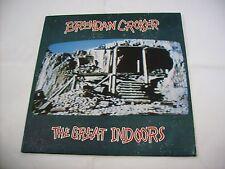 BRENDAN CROKER - THE GREAT INDOORS - LP VINYL 1991 EXCELLENT CONDITION
