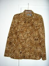 ADDITIONS BY CHICO'S  LITE WEIGHT ZIP FRONT JACKET  SIZE 3  EX/CON