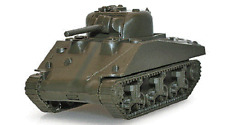 HO 1:87 Sherman Medium Tank Herpa 742320 Roco Mini-Tanks 202 Model tank