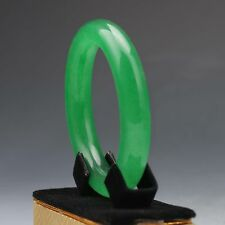 Chinese Hand-carved Natural Jade Bracelet  G998
