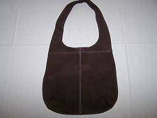 OLD NAVY COW LEATHER SMALL TOTE PURSE - Brown (EXCELLENT CONDITION)