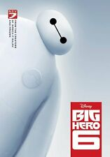 BIG HERO 6 MOVIE POSTER 1 Sided ORIGINAL Advance 27x40 DISNEY
