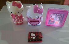 Hello Kitty Lot of 5 items