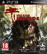 Dead island Riptide ~ PS3 (in Great Condition)