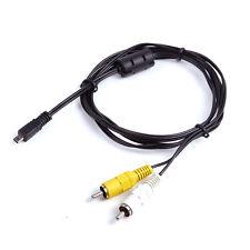 AV A/V Audio Video TV Cable/Cord/Lead For Kodak EasyShare Camera M341 M381 M420