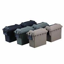 Frankford Arsenal Charnière Haut Ammo Box 1009 243-308 100 Rnd Bleu