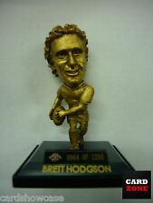 2008 Select NRL LIMITED EDITION GOLD FIGURINE NO.46 Brett Hodgson (Tigers)