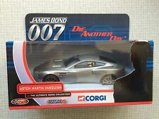 CORGI TY07501 JAMES BOND 007 ASTON MARTIN VANQUISH - DIE ANOTHER DAY