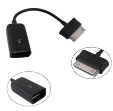 2PCS 30Pin To Female USB OTG Cable Adapter For Samsung Galaxy Tab 7.0/7/8.9/10.1