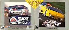 EA Sports Combo Pack: Need for Speed III Hot Pursuit & NASCAR Road Racing (2000)
