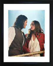 Bloom And Knightley /Pirates Of The Carribbean/  Framed Photo CP0763