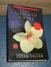 The Orchid Thief by Susan Orlean *COMBINE SHIP 10 PB bOOk for $6.25* 044900371X