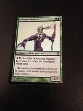 MTG MAGIC DARKSTEEL VIRIDIAN ZEALOT (FRENCH ZELATEUR VIRIDIAN) NM FOIL