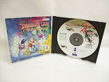 DRAGON'S LAIR Item REF/bcc Dragons 3DO Real Panasonic Japan Video Game 3d