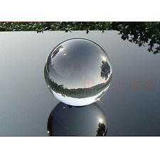 Asian Rare Natural Quartz Clear Magic Crystal Healing Ball Sphere 40mm+Stand