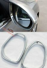 Chrome side door Mirror rims frame trim For Mazda6 2009 2010 2011 2012