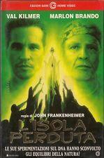 L'ISOLA PERDUTA (1997) VHS