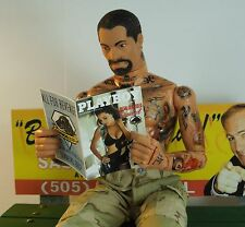 1/6 Scale Custom Playboy - Metal Gear Solid Quiet -full interior, no blank pages
