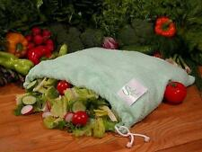 LOT OF 3 - Salad Sac Bag keeps Salad fresh Brand New!  - The ORIGINAL GREEN!
