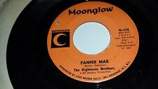 """RIGHTEOUS BROTHERS Fannie Mae / Bring Your Love To Me MOONGLOW 238 45 7"""" VINYL"""