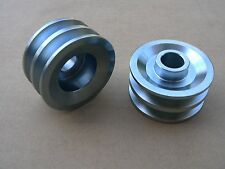 Mazda Rotary rx7 FD ,and Ford EL falcon  alternator  twin belt pulley,