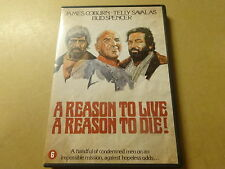 DVD / A REASON TO LIVE A REASON TO DIE (JAMES COBURN, BUD SPENCER)