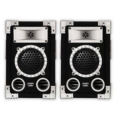 Acoustic Audio GX-350 PA Karaoke DJ Speakers 1000 Watts 2 Way Pair Home Audio
