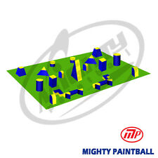 MP Paintball Field  - 5 Man Tourney Package - 23 Smart-Bunkers (MP-TN-5MAN)