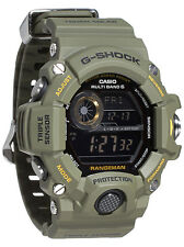 New Casio G-Shock GW9400-3 Rangeman Shock Resistant Triple Sensor Men's Watch