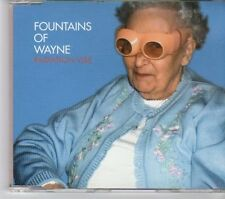 (EW558) Fountains Of Wayne, Radiation Vibe - 1996 CD