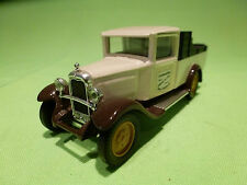 SOLIDO  1:43   CITROEN C4F  1930       - IN VERY GOOD CONDITION