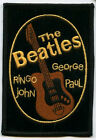 BEATLES RINGO JOHN GEORGE PAUL BEATLES Sgt Pepper's Lonely Hearts Club Patch