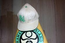 Andy Irons Ultra Rare Billabong PRO Cap Signed Promotional Sample One of a kind