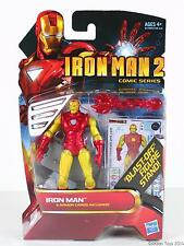 IRON MAN 2 classic armor 10cm action figure toy comic series Marvel 26 - NEW!