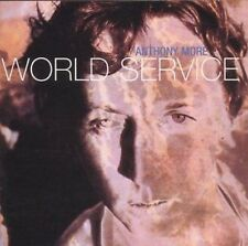 Anthony More World Service CD NEW 2000 Moore