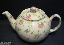 1 Heron Cross Pottery Serena Chintz English 3 Cup Tea Pot or 2 mugs