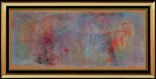 Robert Natkin Original Painting Acrylic on Canvas Large Signed Abstract Art oil